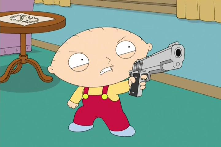 """Family Guy"" Lois Kills Stewie"