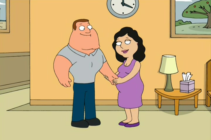"""Family Guy"" Believe It or Not, Joe's Walking on Air"