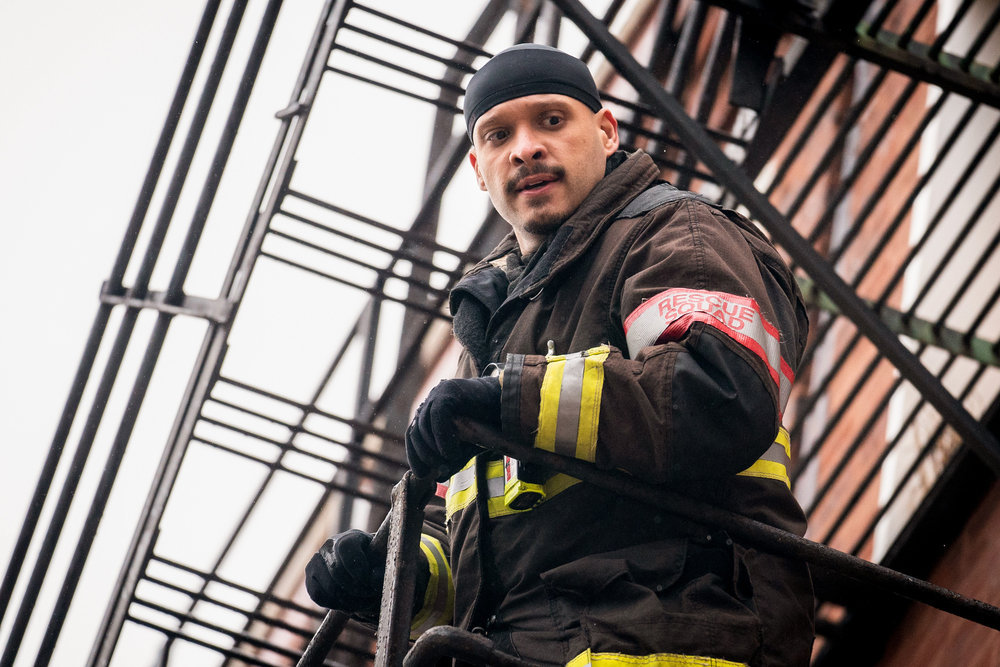 """Chicago Fire"" Try Like Hell 