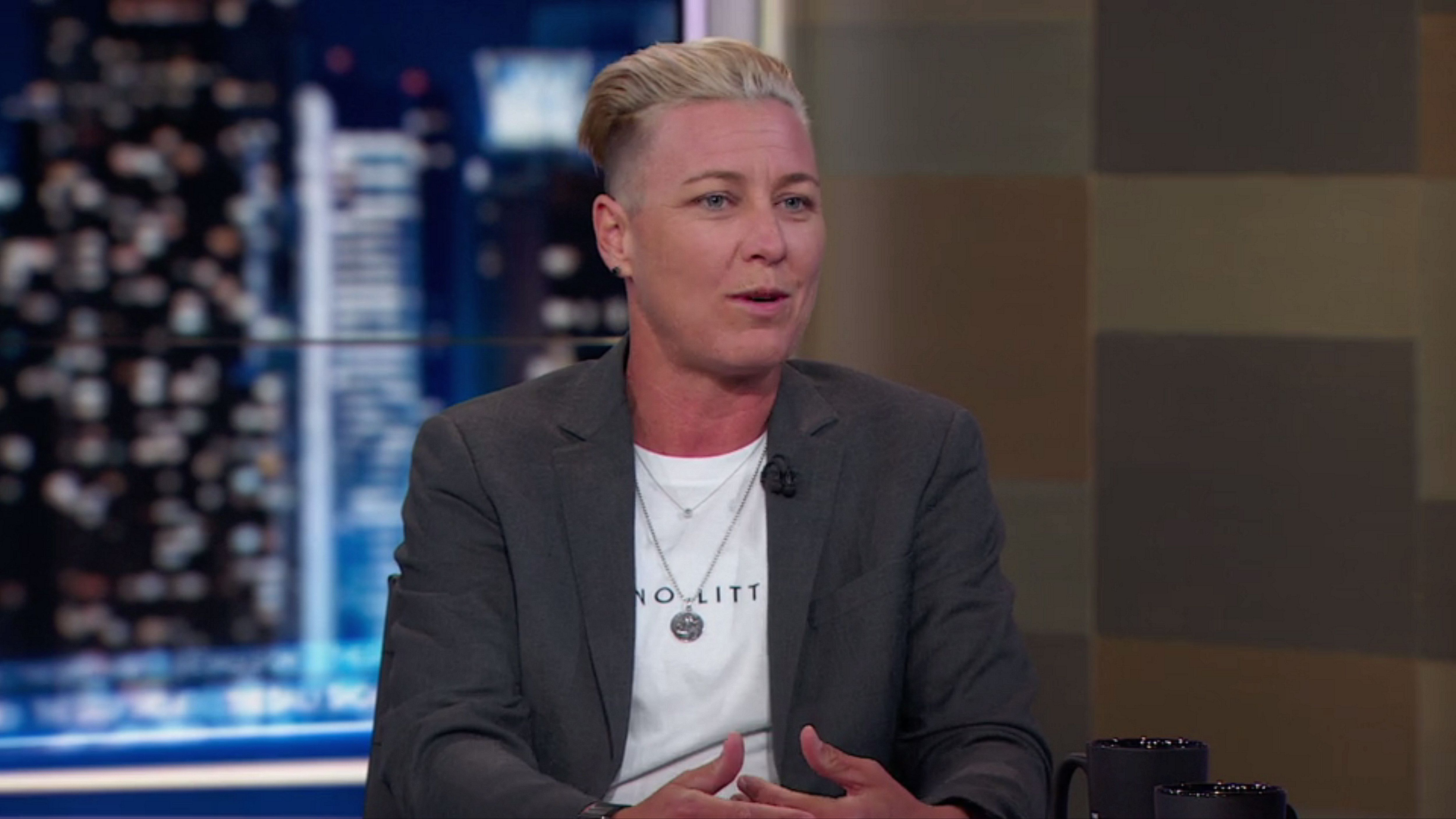 """The Daily Show"" Abby Wambach"
