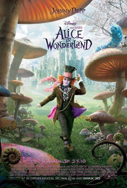 Alice In Wonderland (2010) Technical Specifications