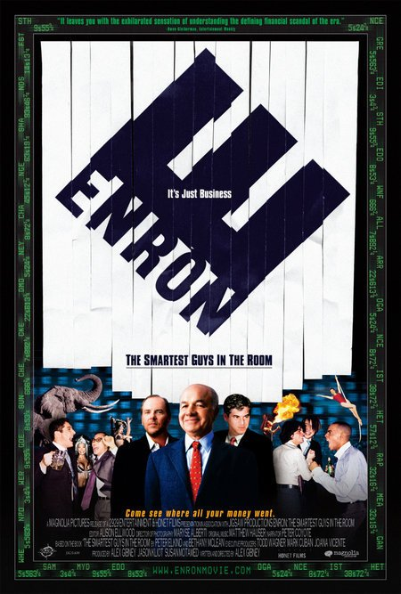 Enron: The Smartest Guys in the Room Technical Specifications
