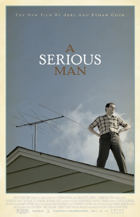 A Serious Man (2009) Technical Specifications