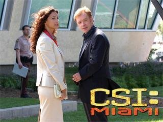 """CSI: Miami"" Burned"