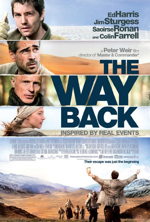 The Way Back Technical Specifications