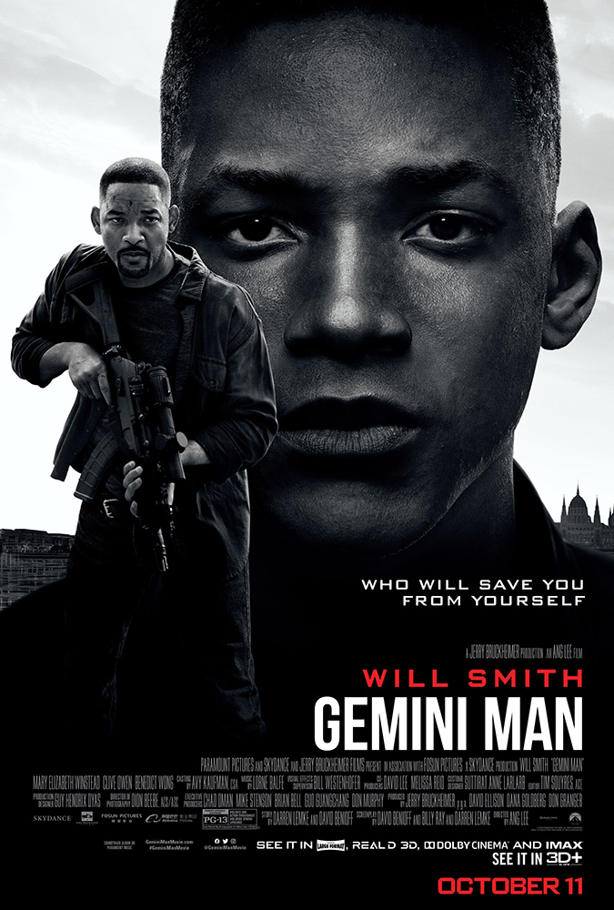 Gemini Man (2019)  Technical Specifications