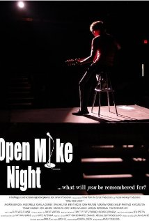 Open Mike Night Technical Specifications