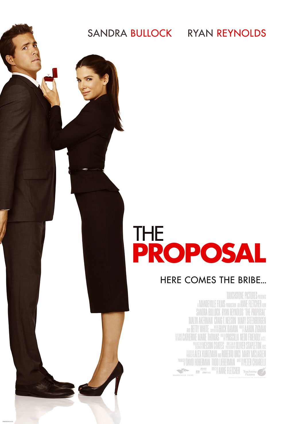 The Proposal (2009) Technical Specifications