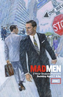 """Mad Men"" Ladies Room 