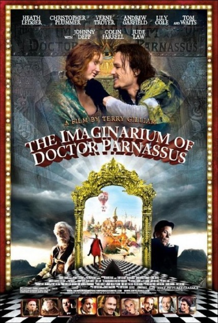 The Imaginarium of Doctor Parnassus Technical Specifications