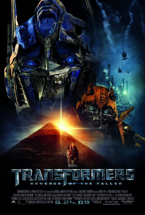 Transformers: Revenge of the Fallen Technical Specifications