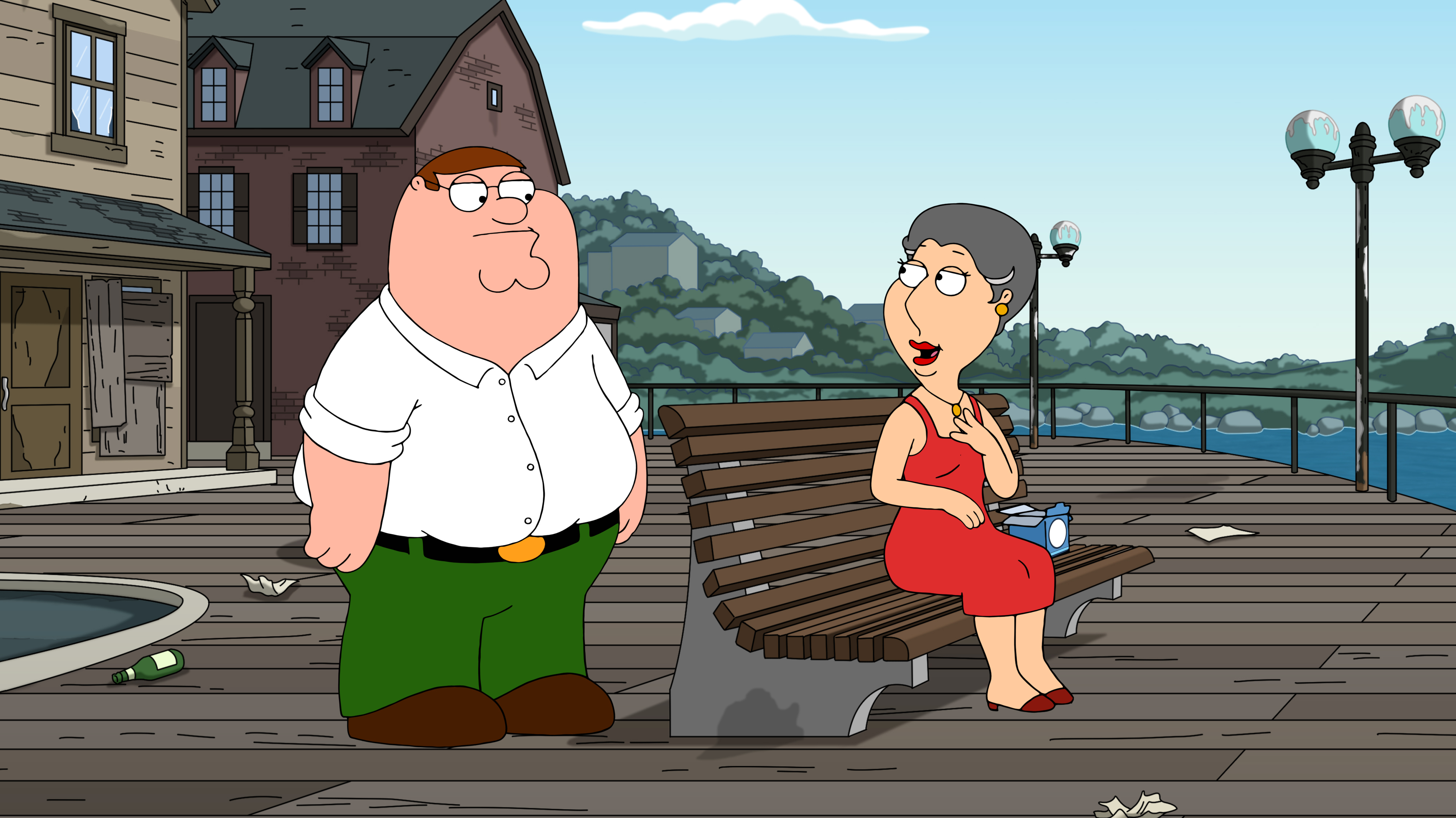 """Family Guy"" Absolutely Babulous"