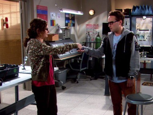 """The Big Bang Theory"" The Fuzzy Boots Corollary 