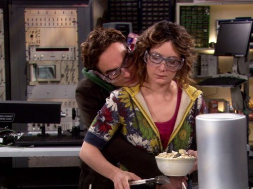 """The Big Bang Theory"" The Hamburger Postulate 