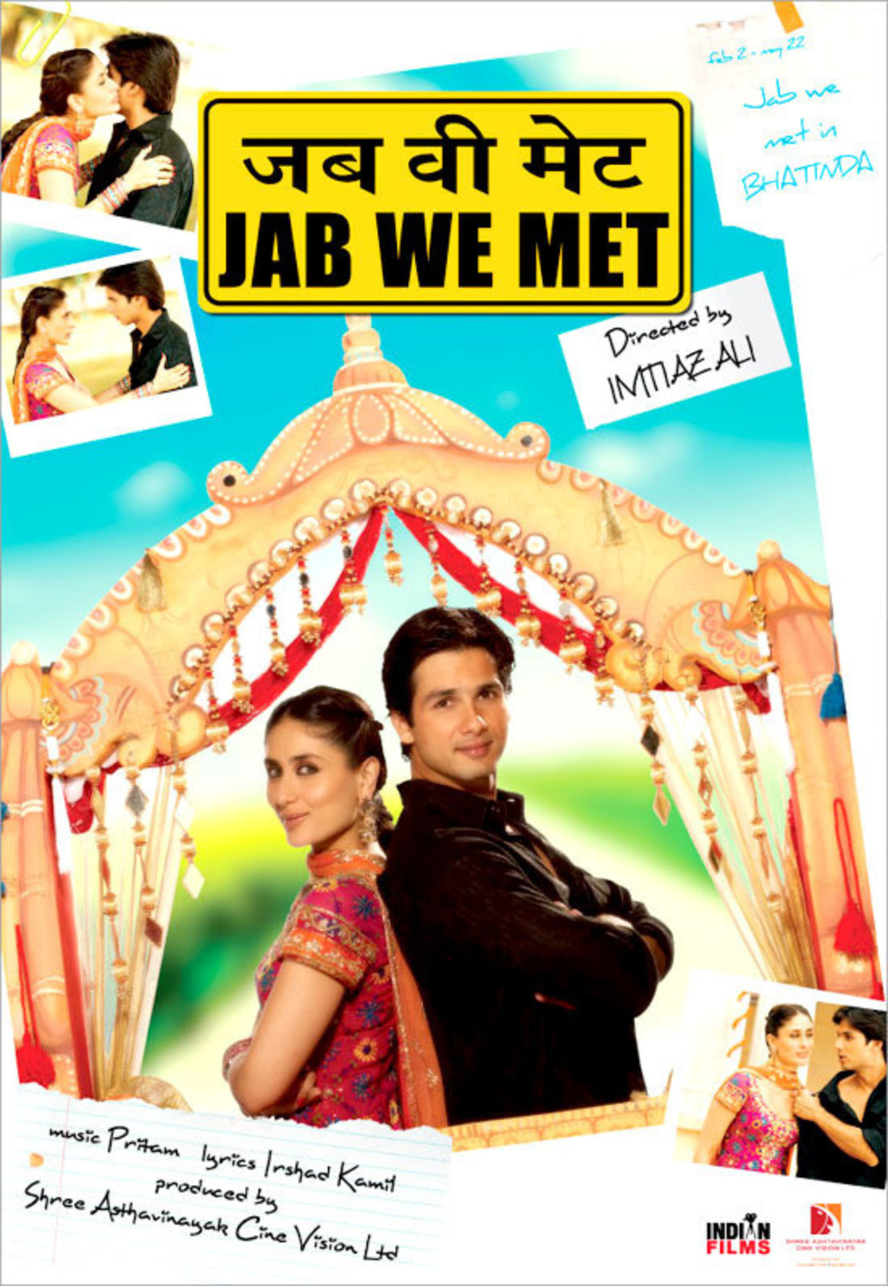 Jab We Met (2007) Technical Specifications