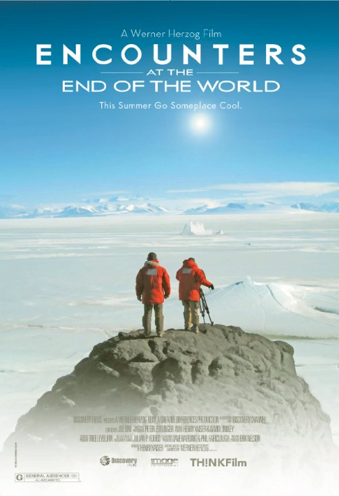 Encounters at the End of the World Technical Specifications