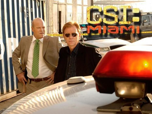 """CSI: Miami"" Guerillas in the Mist 