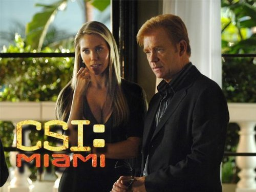 """CSI: Miami"" Raising Caine 
