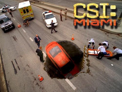 """CSI: Miami"" Tunnel Vision Technical Specifications"