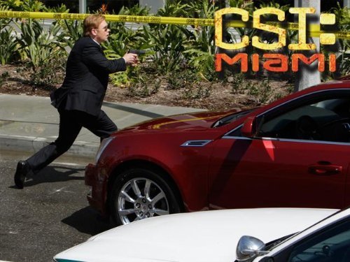 """CSI: Miami"" Going Ballistic 