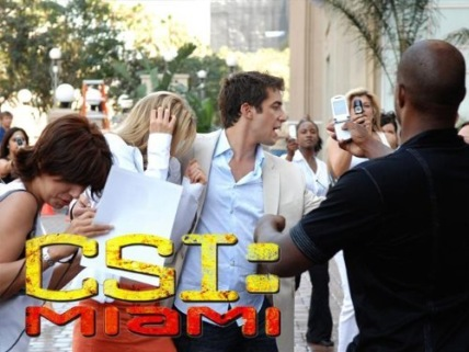 """CSI: Miami"" Cyber-Lebrity Technical Specifications"