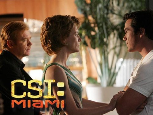 """CSI: Miami"" Permanent Vacation 