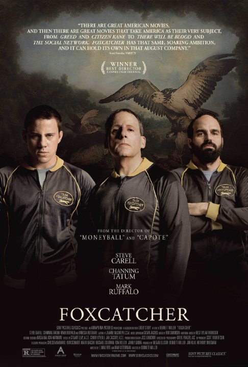 Foxcatcher (2014) Technical Specifications