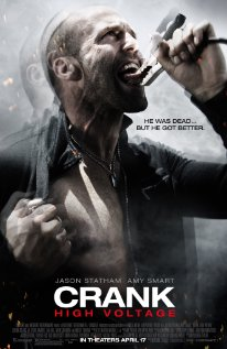 Crank: High Voltage (2009) Technical Specifications