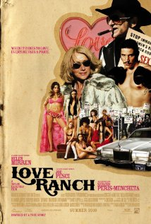 Love Ranch Technical Specifications