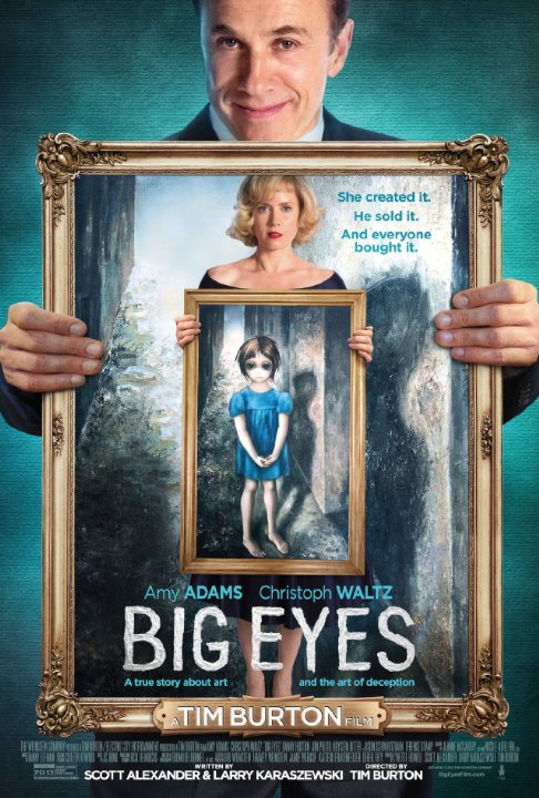 Big Eyes (2014) Technical Specifications