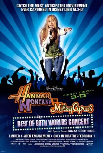Hannah Montana & Miley Cyrus: Best of Both Worlds Concert Technical Specifications