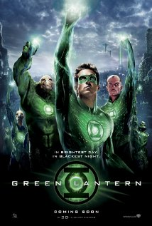 Green Lantern (2011) Technical Specifications