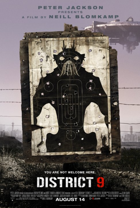 District 9 (2009) Technical Specifications