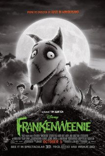 Frankenweenie (2012) Technical Specifications