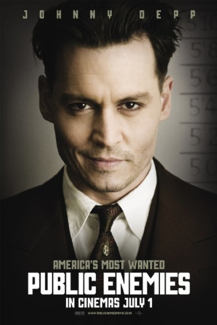 Public Enemies Technical Specifications