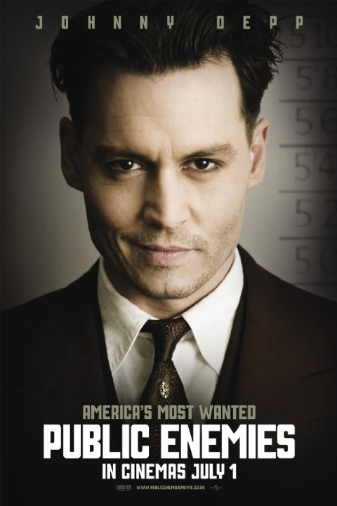 Public Enemies (2009) Technical Specifications