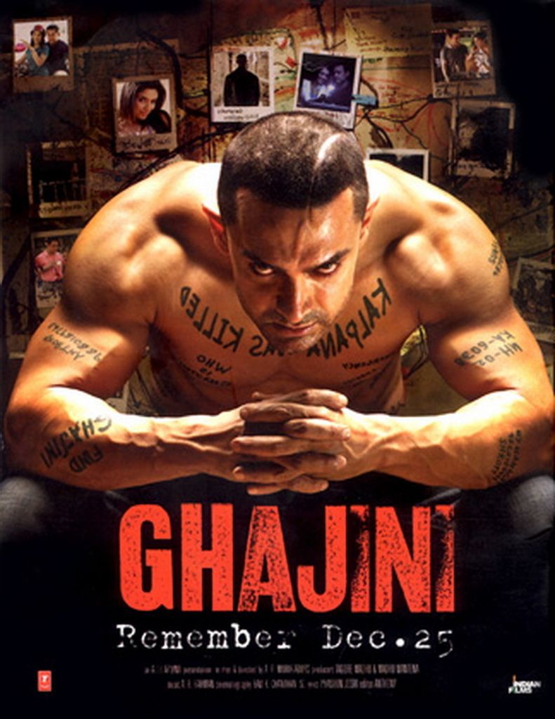 Ghajini (2008) Technical Specifications