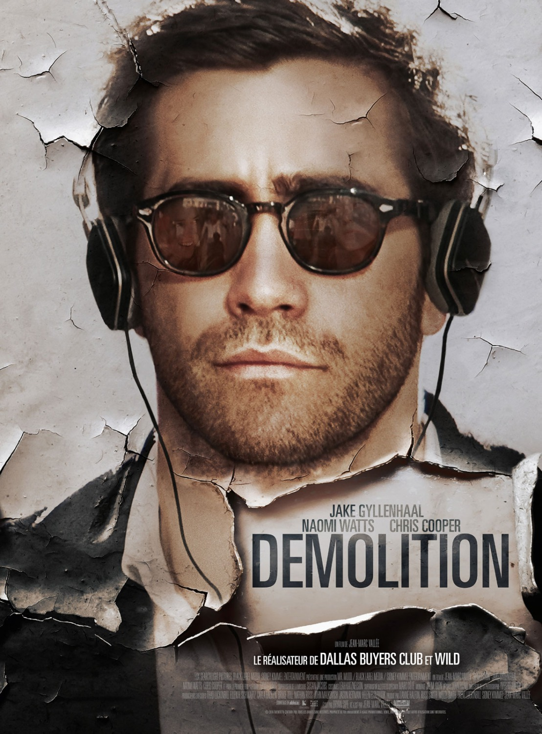 Demolition (2015) Technical Specifications