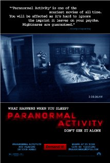 Paranormal Activity Technical Specifications
