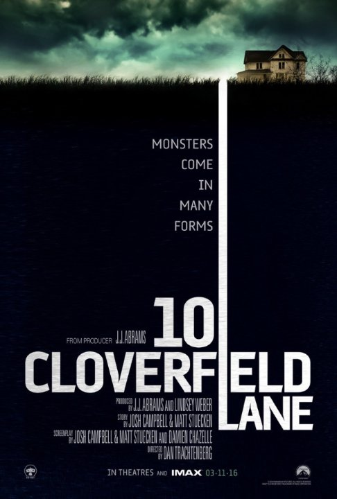 10 Cloverfield Lane (2016) Technical Specifications