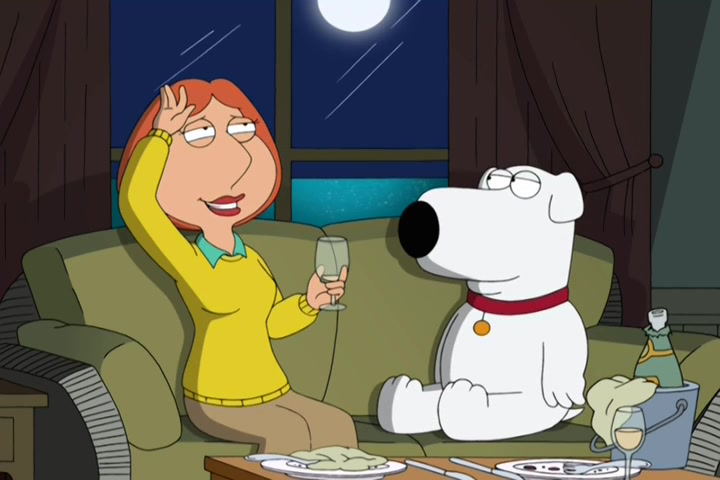 """Family Guy"" Play It Again, Brian"
