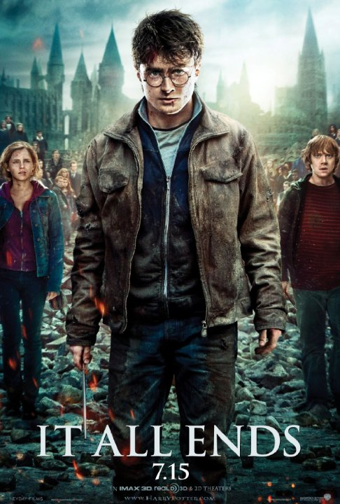 Harry Potter and the Deathly Hallows: Part 2 Technical Specifications