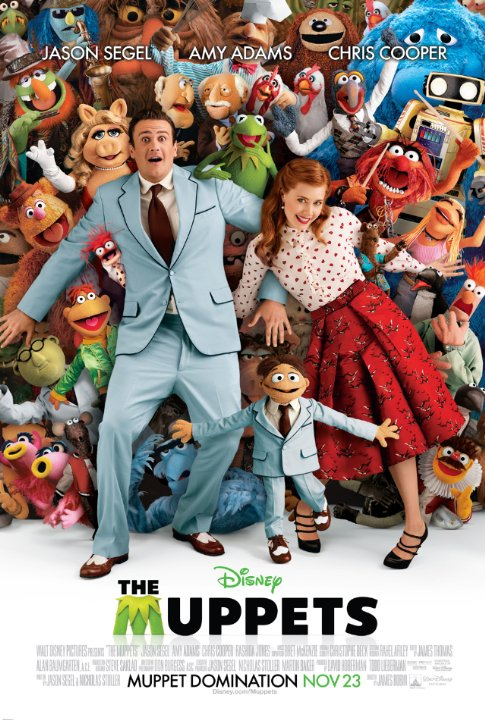 The Muppets (2011) Technical Specifications