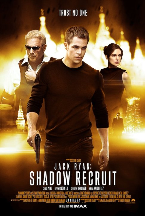 Jack Ryan: Shadow Recruit (2014) Technical Specifications