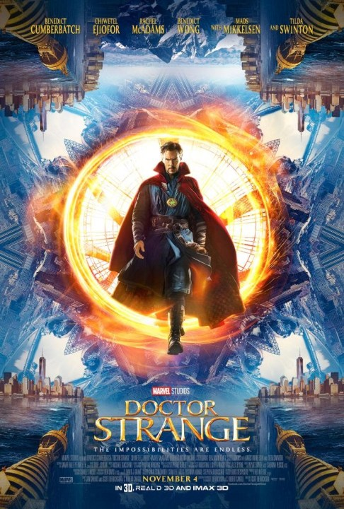 Doctor Strange (2016) Technical Specifications