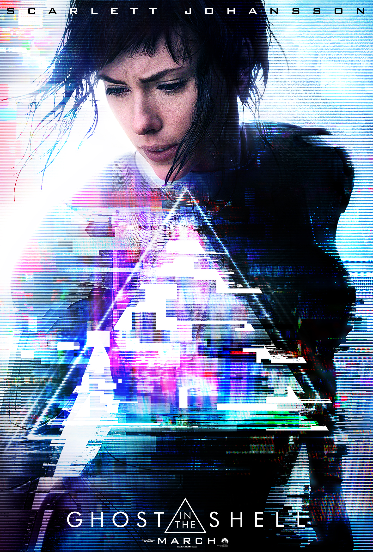 Ghost in the Shell (2017) Technical Specifications
