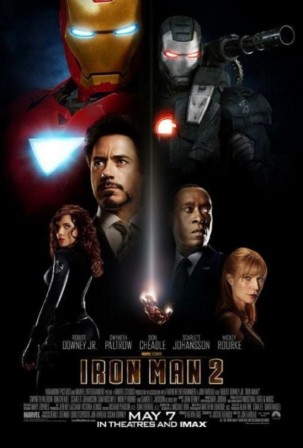 Iron Man 2 Technical Specifications