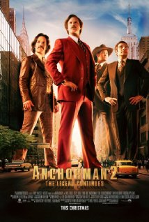 Anchorman 2: The Legend Continues (2013) Technical Specifications
