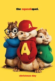 Alvin and the Chipmunks: The Squeakquel Technical Specifications