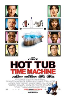 Hot Tub Time Machine | ShotOnWhat?
